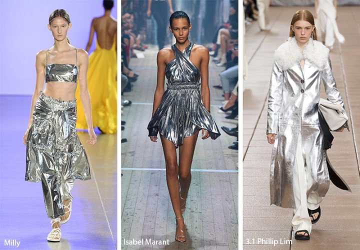 spring_summer_2019_color_trends_metallic_silver
