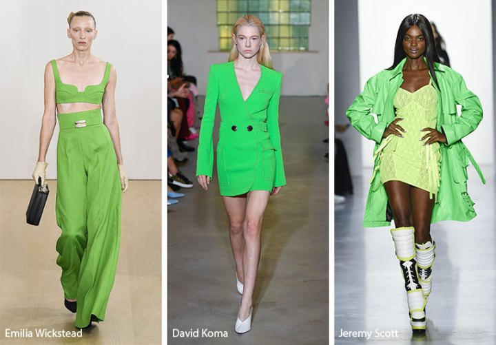 spring_summer_2019_color_trends_neon_green
